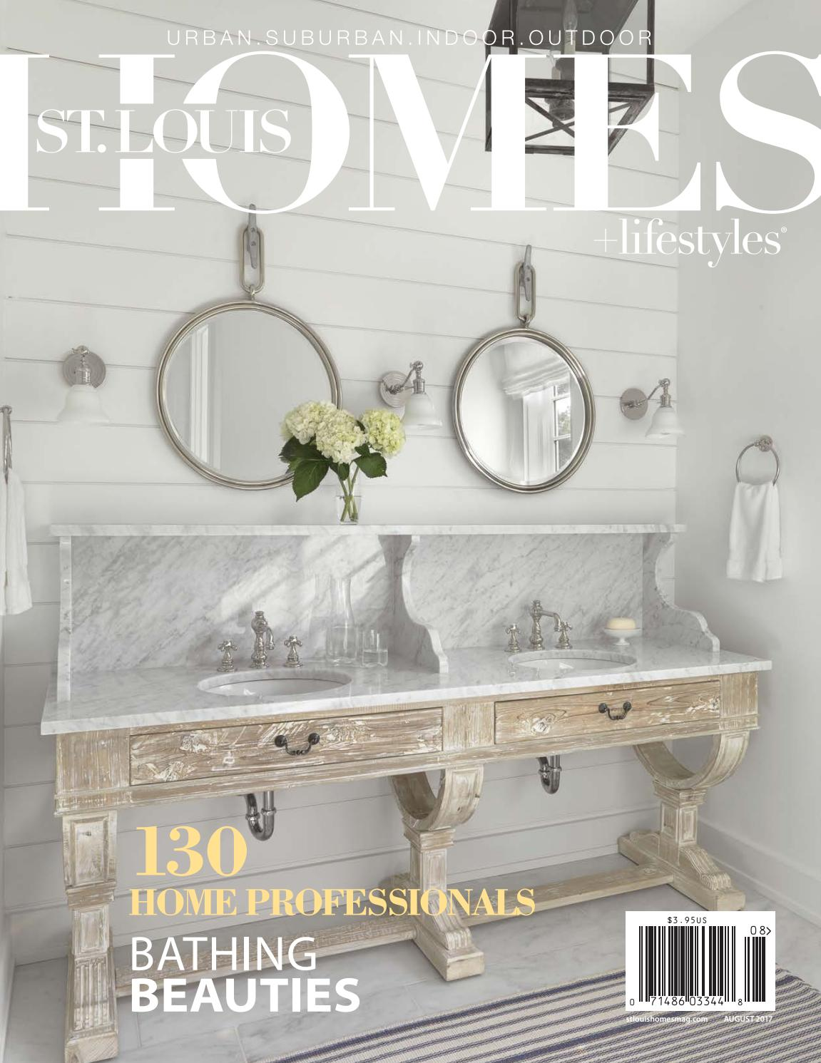 ferguson kitchen faucets august 2017 by st louis homes amp lifestyles issuu 11660