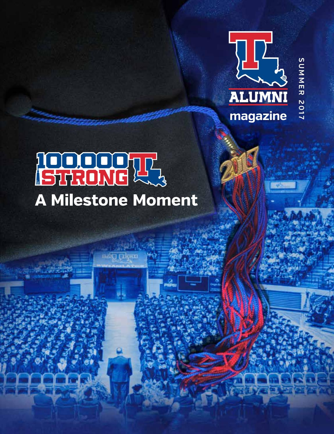 louisiana tech alumni magazine summer 2017 by louisiana tech