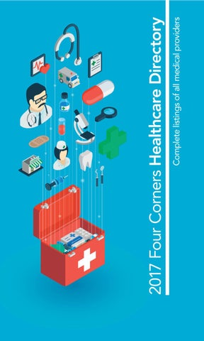 a37685cd02a7 2017 Four Corners Healthcare Directory by Ballantine Communications ...