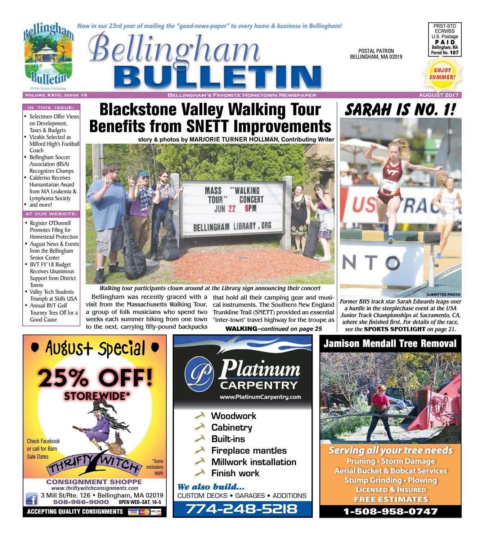 Bellingham Bulletin, Aug  2017 by Bellingham Bulletin - issuu