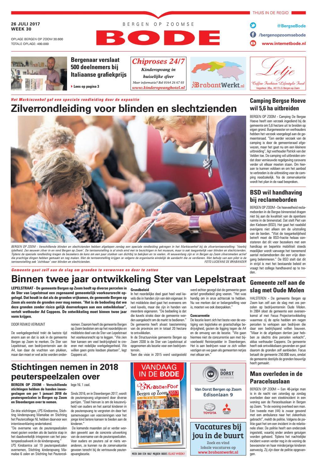 Bergen op Zoomse Bode 26-07-2017 by Uitgeverij de Bode - issuu 8bc6990180