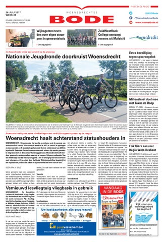 Woensdrechtse Bode 26-07-2017 by Uitgeverij de Bode - issuu 5ed12a0048