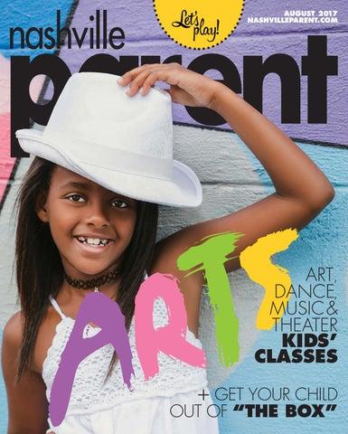 d15204b4 Nashville Parent magazine August 2017 by Day Communications/DayCom ...