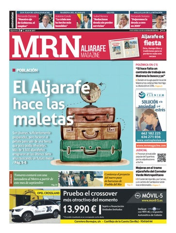 Mrn 23 By Mrn Aljarafe Magazine Issuu