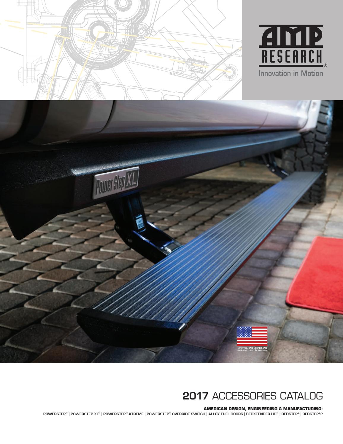 AMP Research 75301-01A BedStep Retractable Bumper Step for 1999-2006 Silverado /& Sierra 1500//2500//3500 2007 Silverado /& Sierra Classic Models Excludes Flareside
