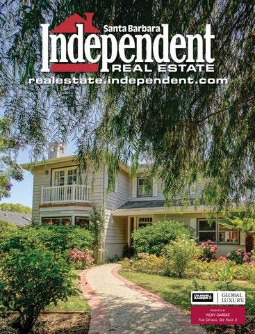 Santa Barbara Independent Real Estate, 07/27/2017 by SB Independent ...