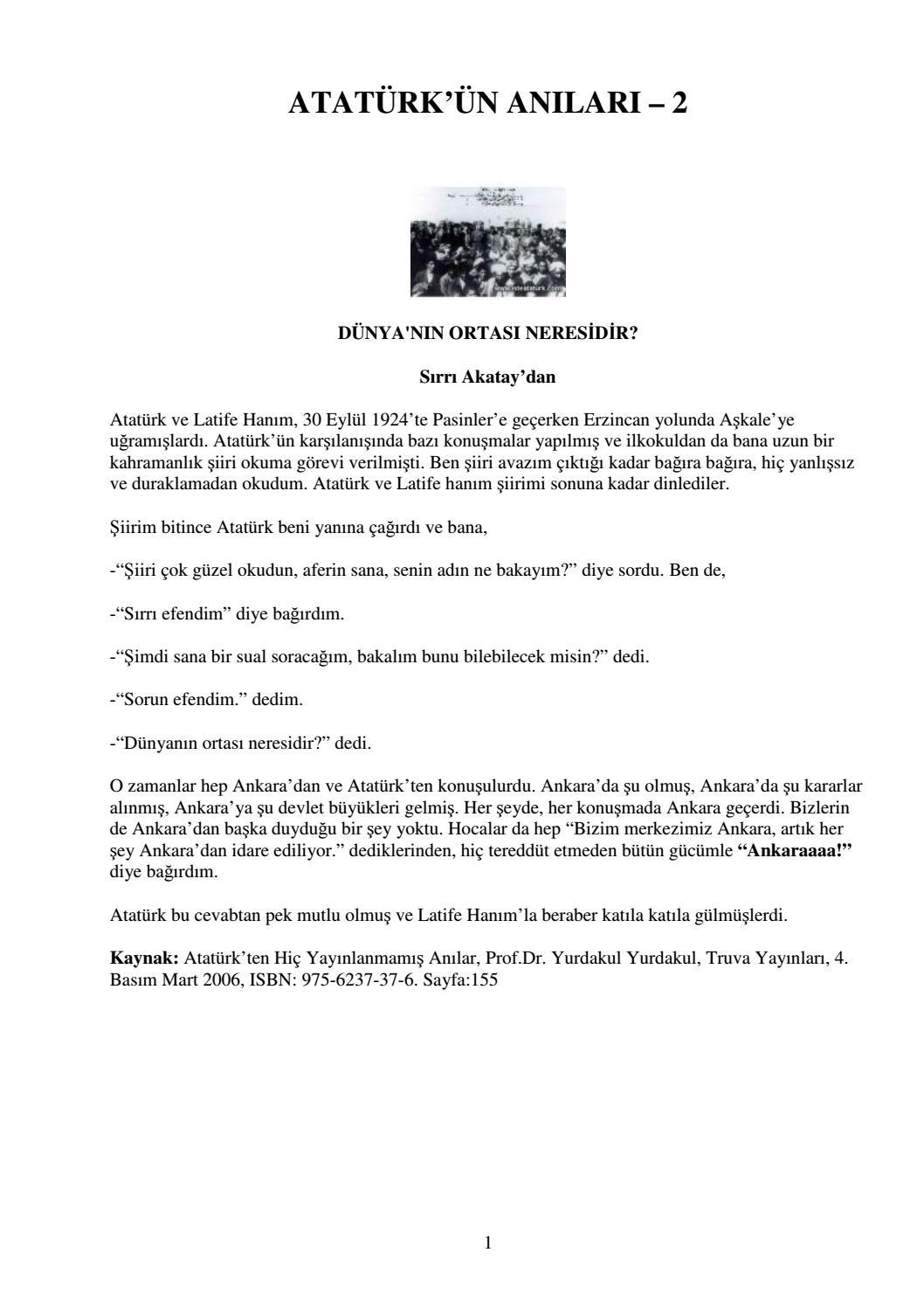 ataturk anilari 2 by blackauge issuu