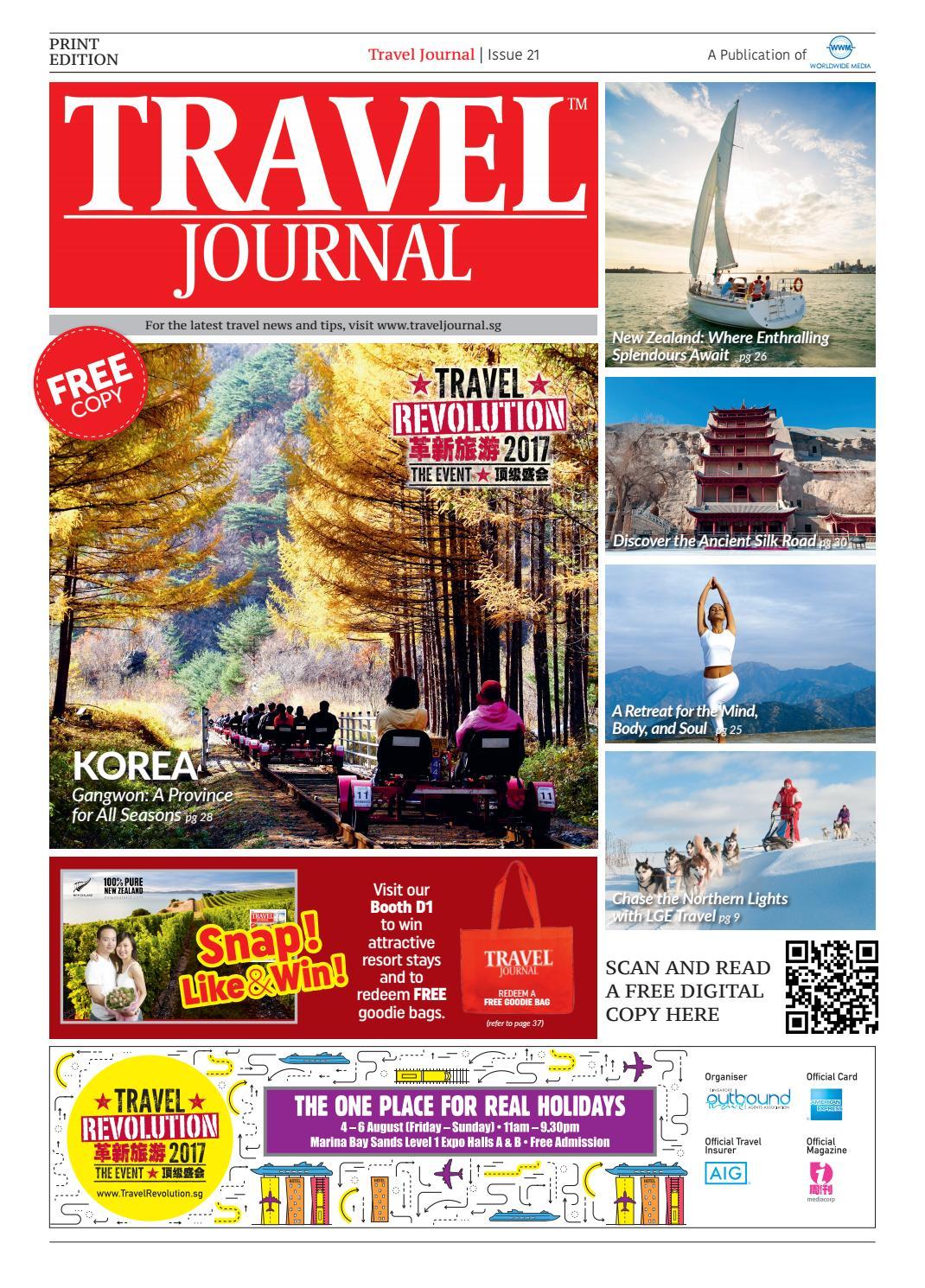 Travel Journal July 2017 By Wwmsg Issuu 4d3n Bangkok Pattaya Include Nanta Show