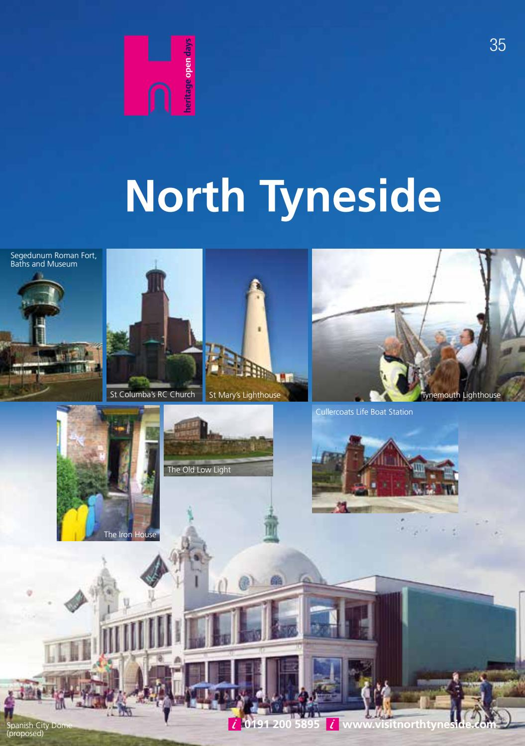 Tyneside Foyer Open Day : North tyneside heritage open days by visit