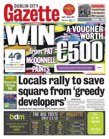 c5935de299 City by Dublin Gazette - issuu