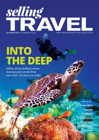 441e7ad1d65 Selling Travel July-August 2017 by BMI Publishing Ltd - issuu