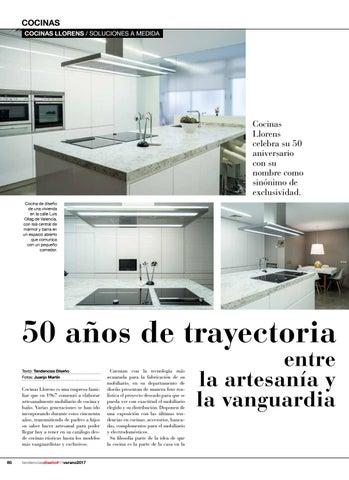Cocinas Llorens | Tendencias Diseno Verano By Valencia City Issuu
