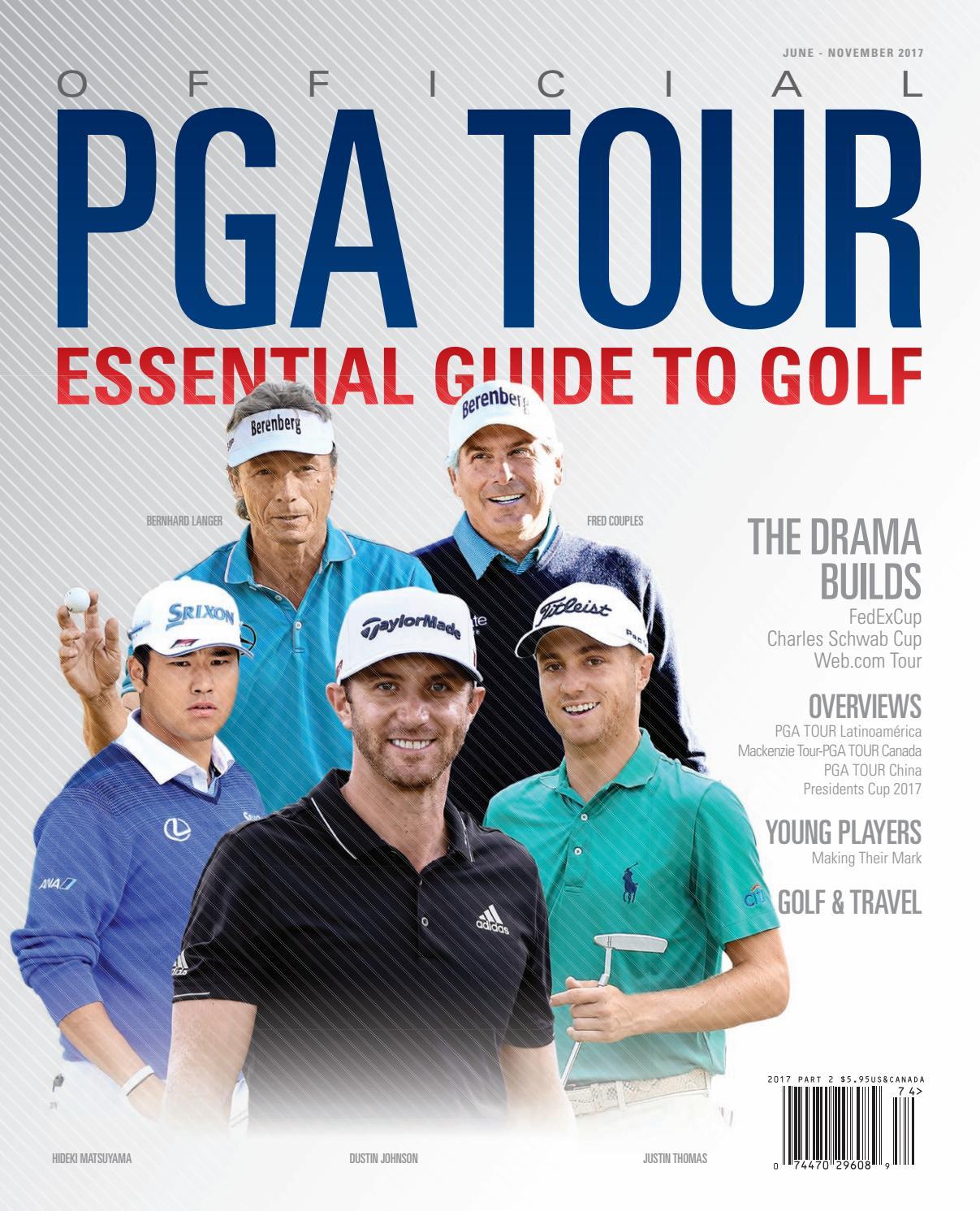 0cc8a4626da Official PGA TOUR Essential Guide to Golf 2016 17 Part 2 by Magazine - issuu
