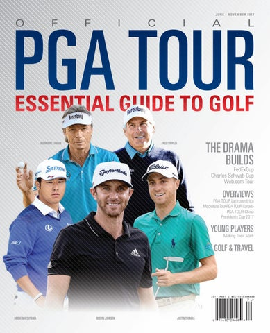 143d1655a Official PGA TOUR Essential Guide to Golf 2016 17 Part 2 by Magazine ...