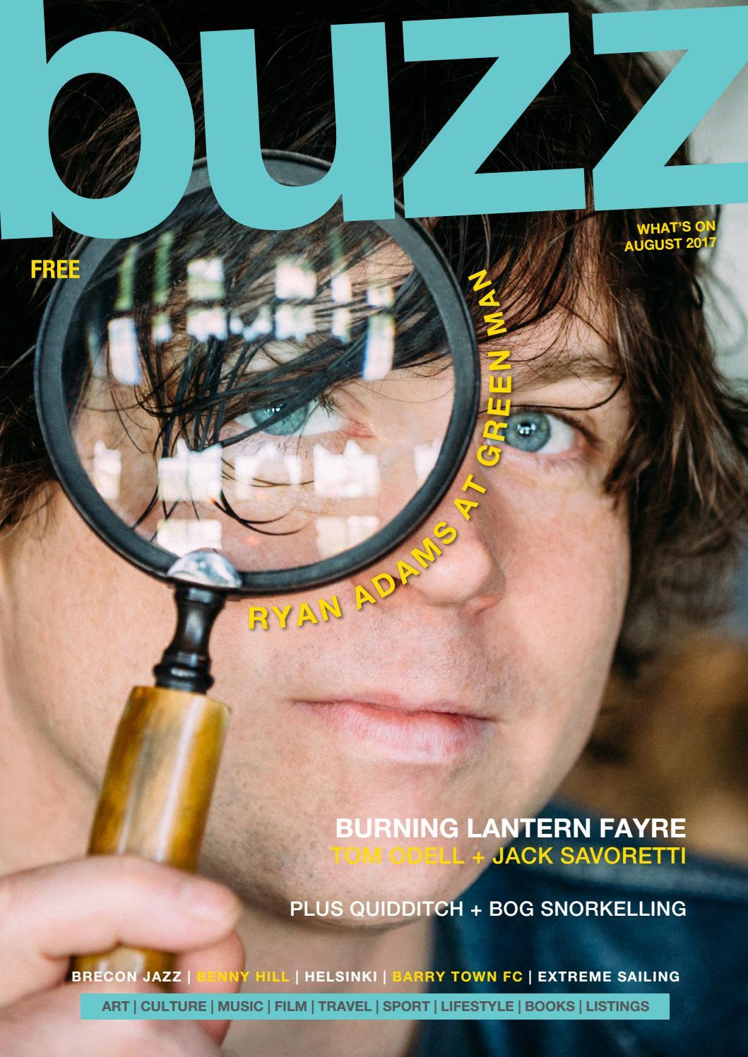 Buzz August 2017 by Buzz Magazine issuu