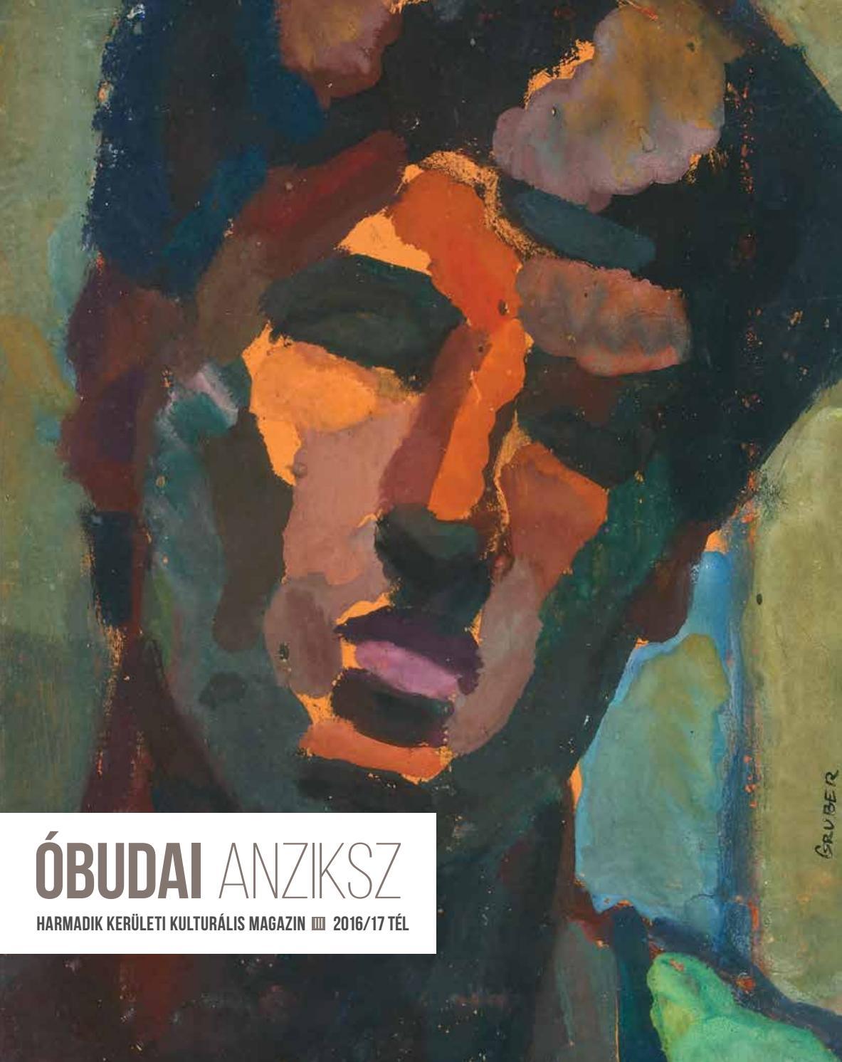 8d2ee6a4b825 Óbudai Anziksz by Dohi Gabriella - issuu