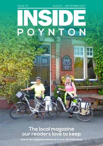 Inside Poynton Issue 70 By Inside Magazines Issuu