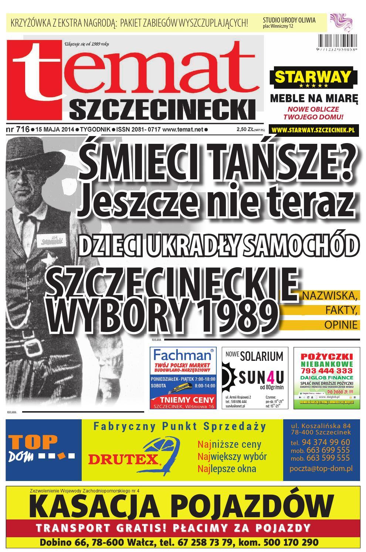 716net By Temat Szczecinecki Issuu