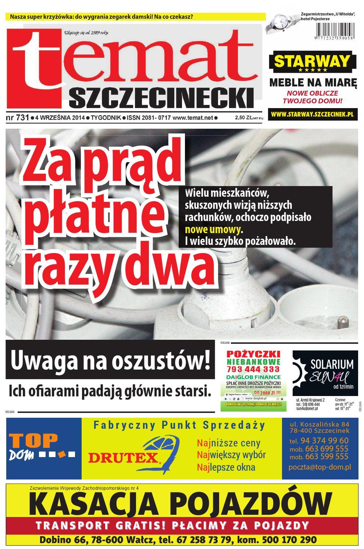 731net By Temat Szczecinecki Issuu