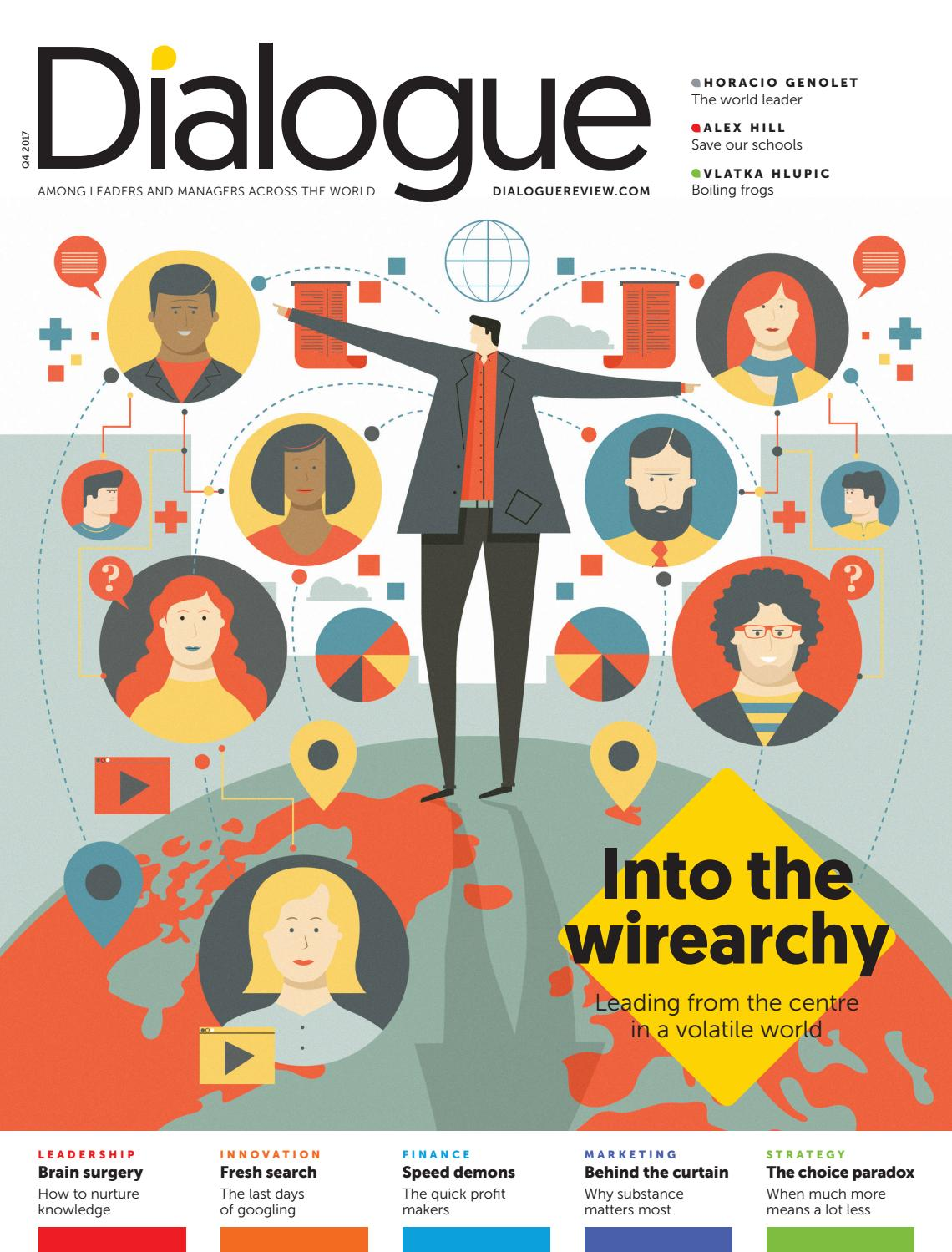 Dialogue Q4 2017 by LID Business Media - issuu