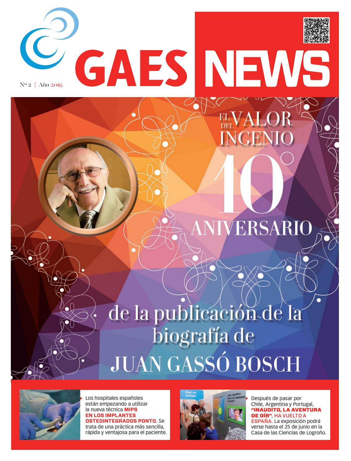 Gaes News mayo 2016 by GAES Centros Auditivos - issuu edf347637422