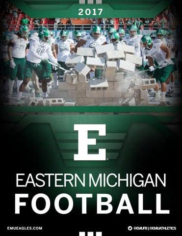 2013 EMU Football Digital Guide by Eastern Michigan University  hot sale