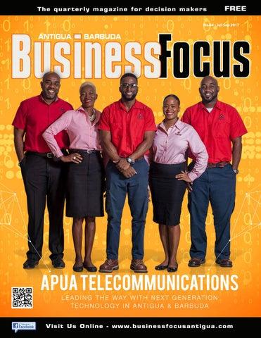80fcf75c35b Business Focus Antigua   Barbuda Issue  64 by Regional Publications ...