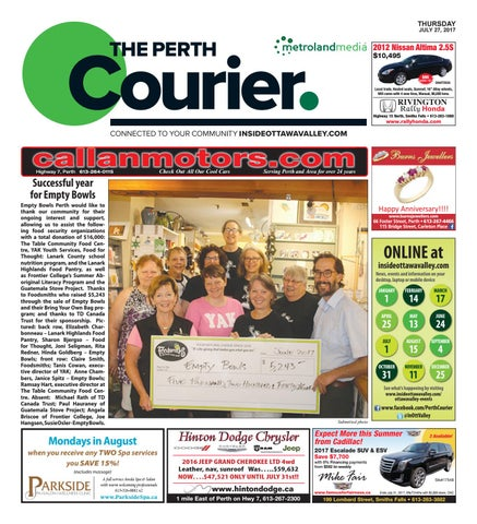 Perth072717 by metroland east the perth courier issuu page 1 fandeluxe Gallery