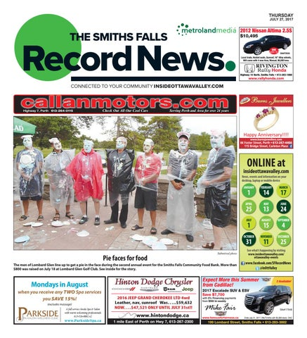 ceb05cbc8edd Smithsfalls072717 by Metroland East - Smiths Falls Record News - issuu