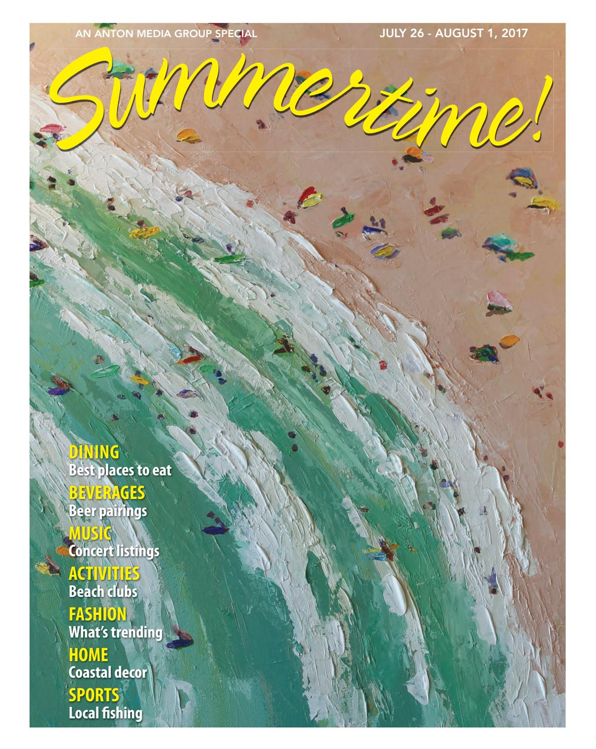 Summertime! 07- 26-2017 by Anton Community Newspapers - issuu