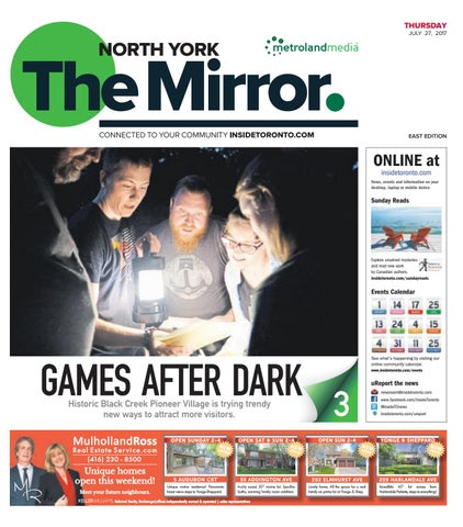The North York Mirror East, July 27, 2017