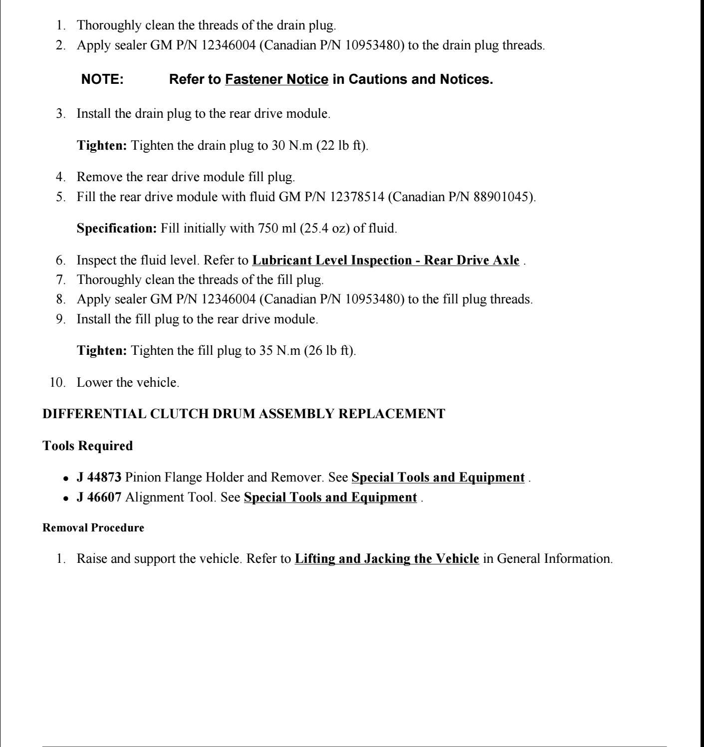 2005 saturn vue service repair manual