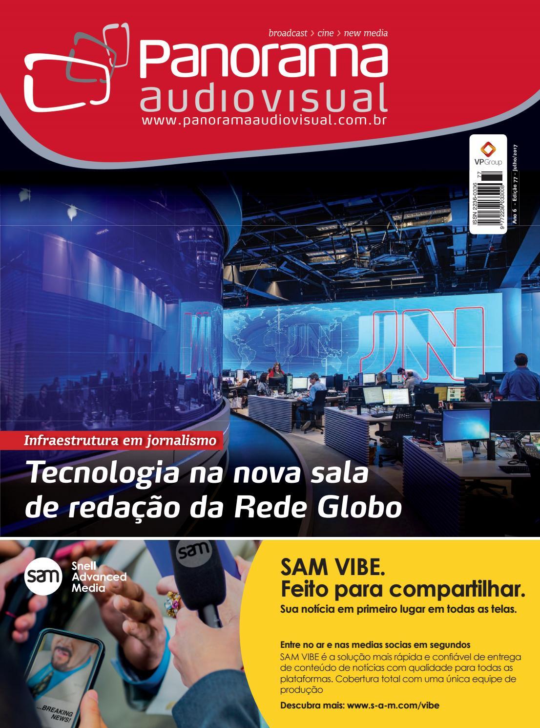 Panorama Audiovisual 77 by VP Group - issuu 45106eab890a2