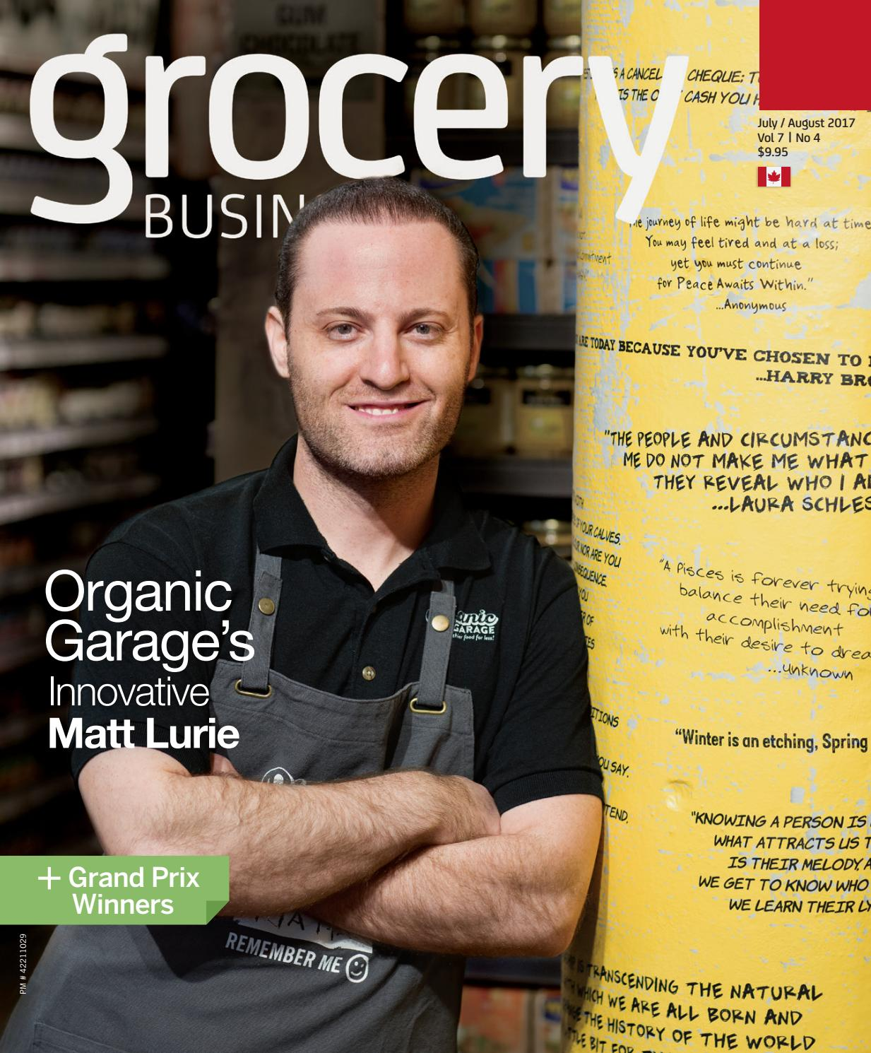Bernadette Penotti july/august 2017grocery business - issuu