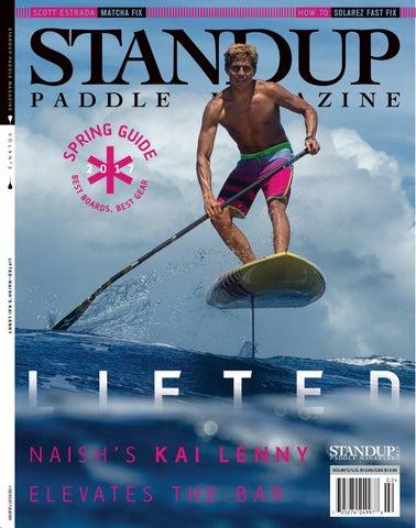 11b82a3eb6 Standup Paddle Magazine V9N2 by Reid Inouye Media - issuu