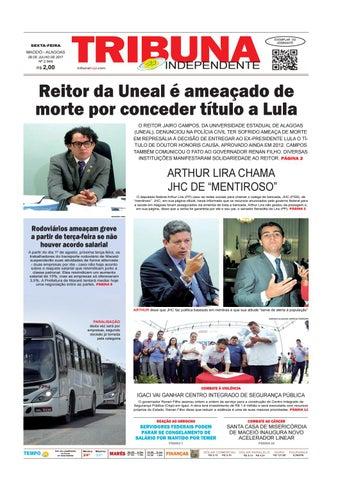 Edição número 2949 - 28 de julho de 2017 by Tribuna Hoje - issuu 106cd969257