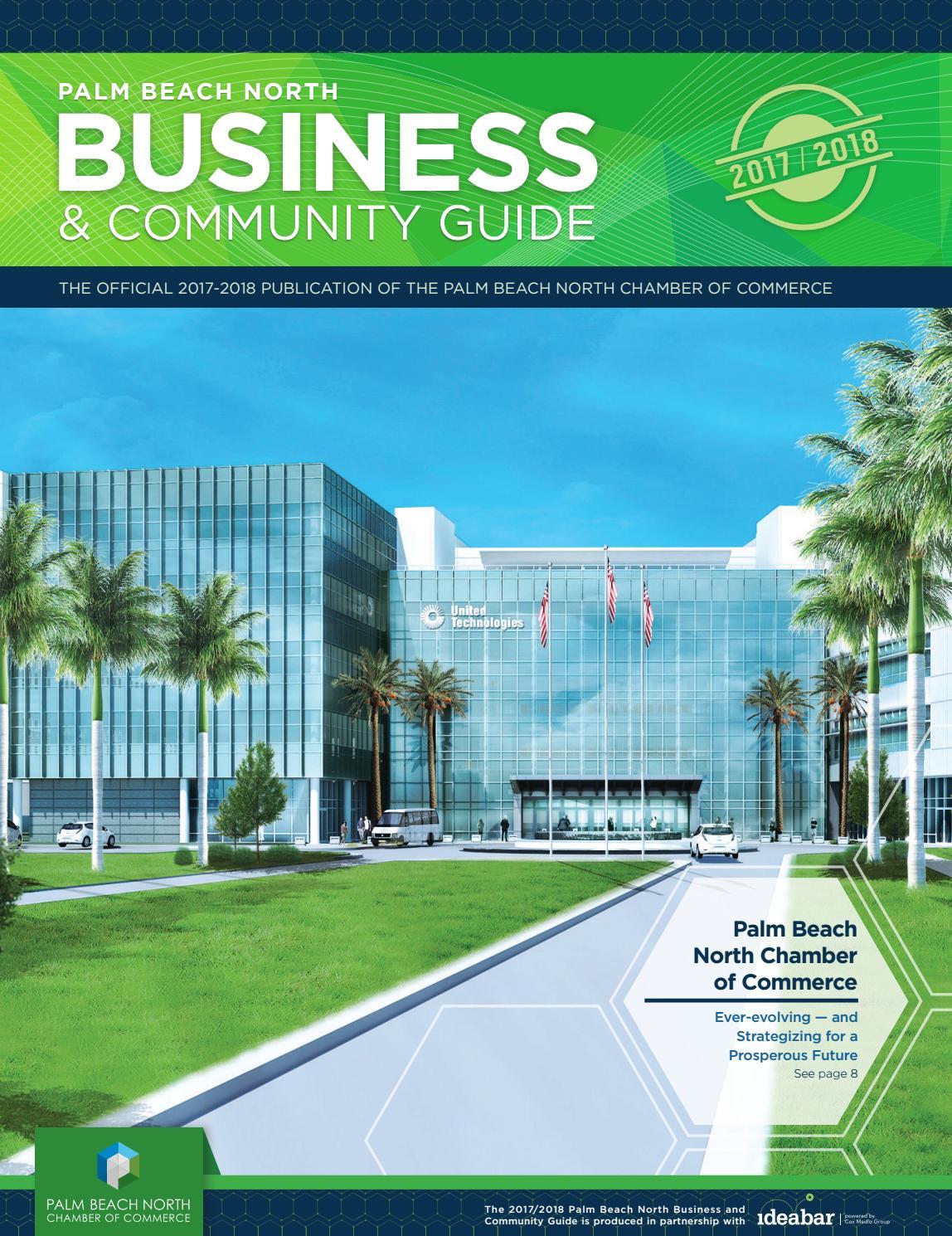 Palm Beach North Business Community