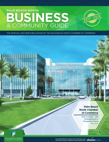 palm beach north business community guide by northern palm beach