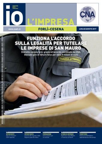 IMPRESA ARTIGIANA   P.M.I - ANNO XV – N. 27 DEL 31.7.2017 POSTE ITALIANE  SPA - SPED. ABB. POST. D.L. 353 2003 (CONV. IN L. 27 02 2004 N. 46) ART. 9967017fbd1