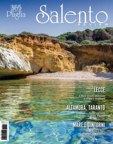 Salento Review Anno Quinto Numero Due By Salento Review Issuu