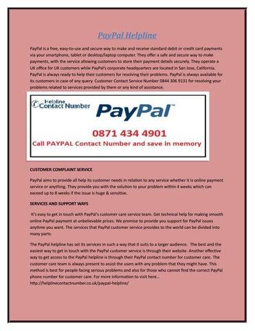 Ee Customer Service Uk By Helplinecontactnumber Issuu