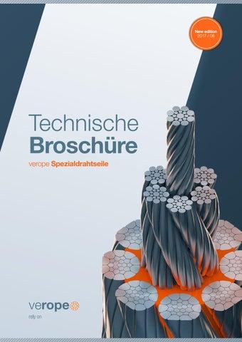 170727 technical brochure verope de by verope AG - issuu