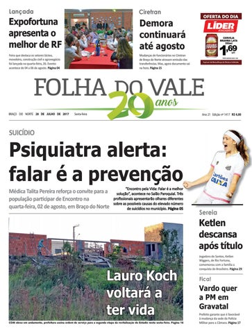 1417 by Folha do Vale - issuu 743203f156aa2