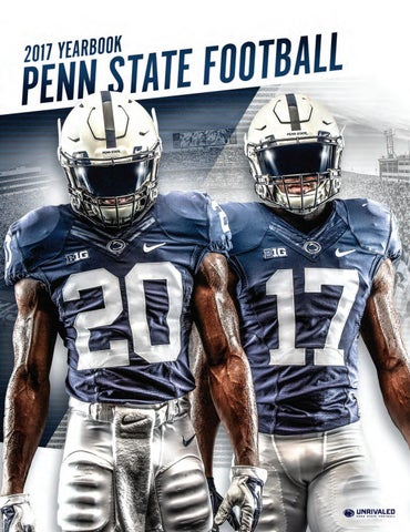 13b9187be 2017 Penn State Football Yearbook by Penn State Athletics - issuu