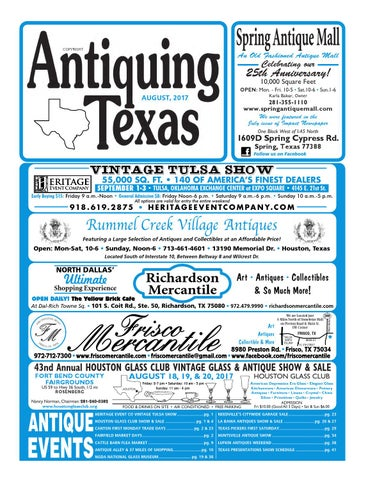 94e00f87 Ant tx upload 8 17 by Antiquing Texas - issuu