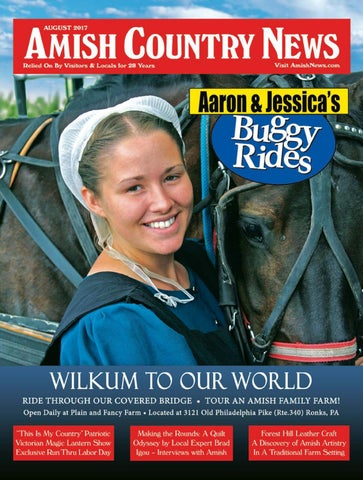 Amish Country News August 2017 By Amish Country News Issuu