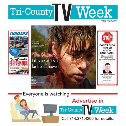 abe3ef3018a TV Week 07 28 17 by Tri-County TV Week - issuu