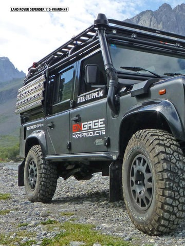 engage4x4 defender 110 expedition by mick denny issuu. Black Bedroom Furniture Sets. Home Design Ideas