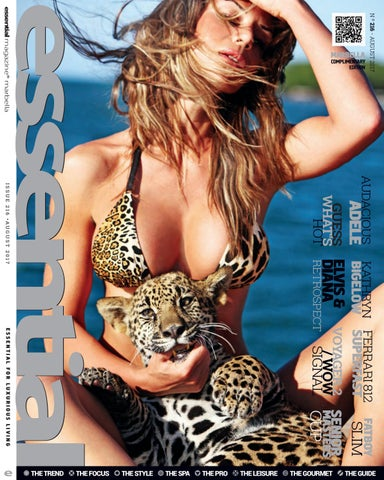 Essential Magazine August 2017 by Publicaciones Independientes Costa ... bd9b5b5f811