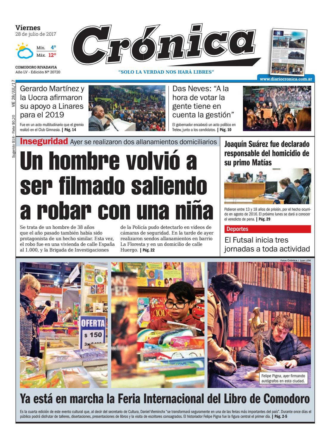 8370d18276702bd48921149e3ce7e540 by Diario Crónica - issuu